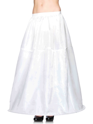 Costume Accessories Long Hoop Skirt