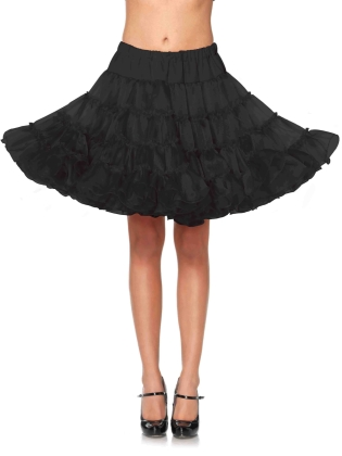 Costume Accessories Deluxe Petticoat
