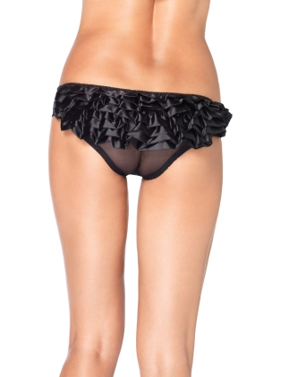 Women's Panties Ruffle Back Panty