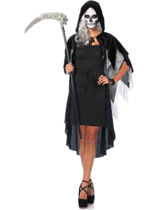 Costume Accessories Phantom Velvet Cape