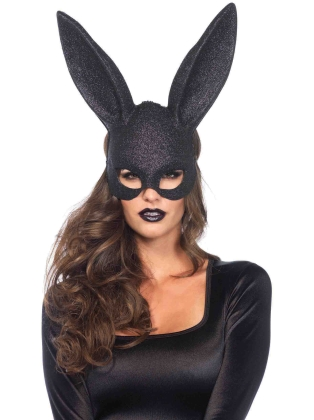 Costume Accessories Glitter Rabbit Mask