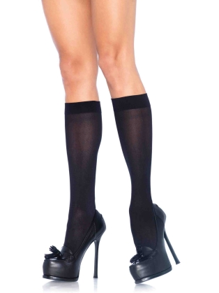 Stockings Nylon Knee Highs