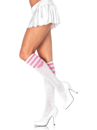 Stockings Sweetheart Athletic Knee Socks