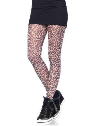 Stockings Paper Print Tights