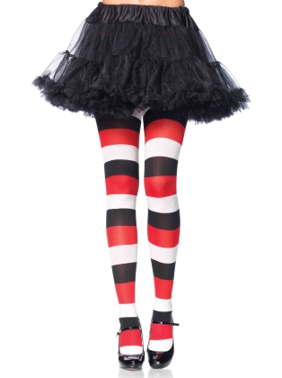 Stockings Darling doll striped tights