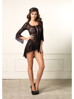 Dresses Spanish Lace minidress
