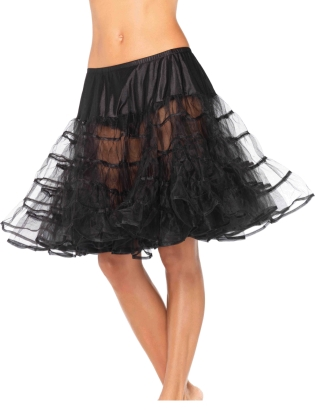 Fashion Accessories Knee length petticoat