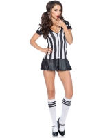Costumes Referee Dresss