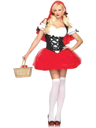 Costume Accessories Racy Riding Hood tutu
