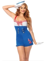 Costume Accessories High Seas Romper