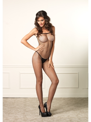 Stockings Seemless Net Bodystocking