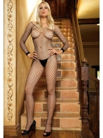Stockings Long Sleve Bodystocking