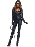 Costumes cat girl jumpsuit