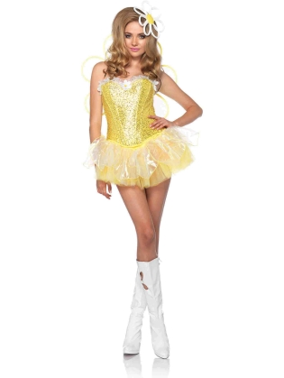 Costumes Daisy Doll Halloween