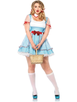 Costumes Dorothy OZ Blue Dress