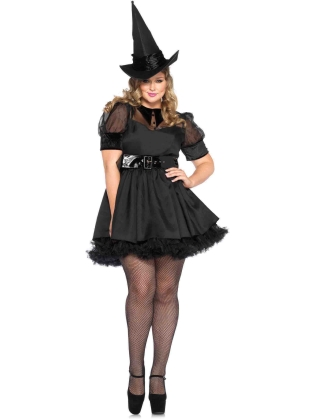 Costumes Bewitching Witch