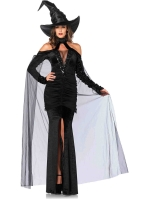 Costumes Sultry Sorcerer