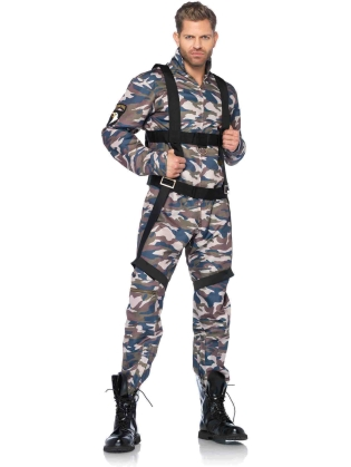 Costumes Paratrooper Men's