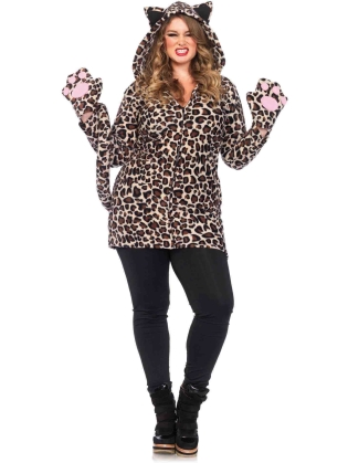 Costumes Cozy Leopard