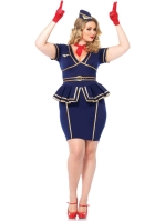 Costumes Friendly Skies Flight Attendant
