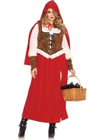 Costumes Wonderland Red Riding Hood