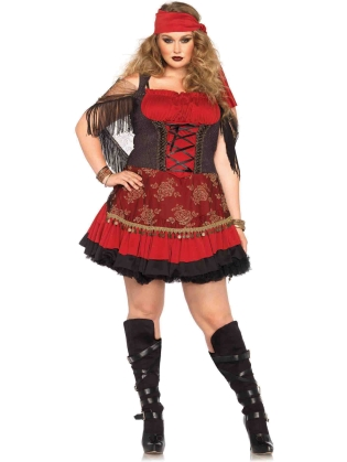 Costumes Mystical vixen Peasant Dress