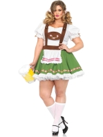 Costumes Oktoberfest Sweetie Peasant Dress