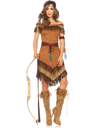Costumes Native Princess
