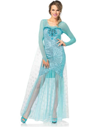 Costumes Fantasy Snow Queen