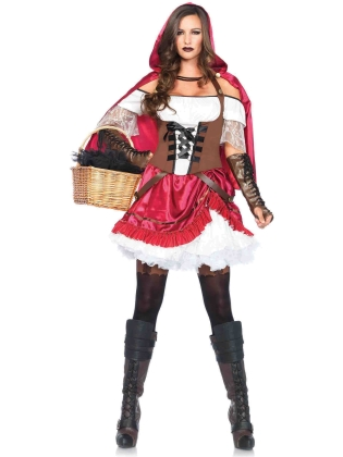 Costumes Rebel Ridinghood