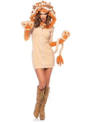 Costumes Cozy Lion