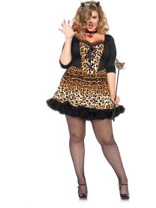 Costumes Wildcat Plus Size