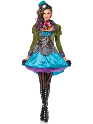Costumes Deluxe Mad Hatter