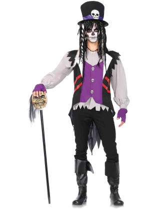 Costumes Voodoo Priest