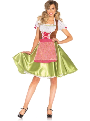 Costumes Darling Greta Peasant Dress