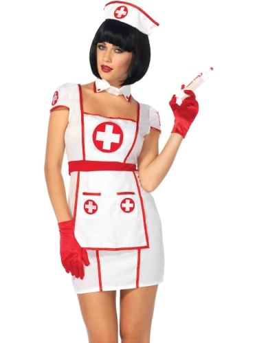 Costumes Hospital Heartbreaker