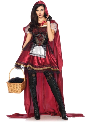 Costumes Riding Hood Dress
