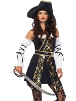 Costumes Sea Buccaneer
