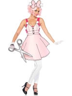 Costumes Pretty Paper Doll