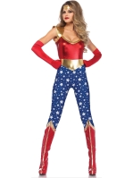 Costumes Sensational Superhero Catsuit