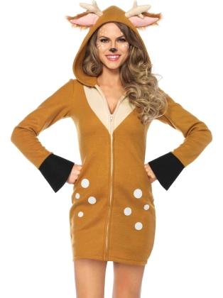 Costumes Cozy Fawn