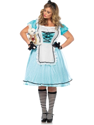 Costumes Tea Time Alice