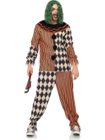 Costumes Creepy Circus Clown