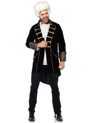 Costumes Deluxe Count Drac Men's
