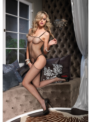 Stockings Exotic Seamless Net Bodystocking