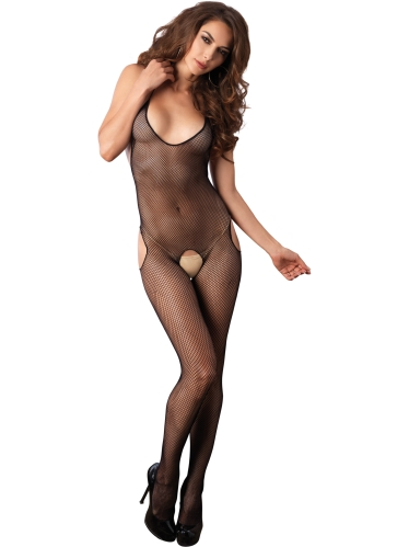 Stockings Tight Fitting Seamless Bodystocking