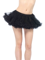 Fashion Accessories Puffy Chiffon Mini Petticoat