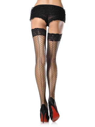 Stockings Stay-up Industrial Net Lace Top