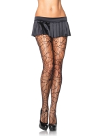 Stockings Distressed Net Pantyhose