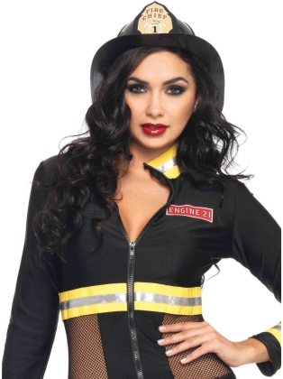 Costume Accessories Fireman Hat